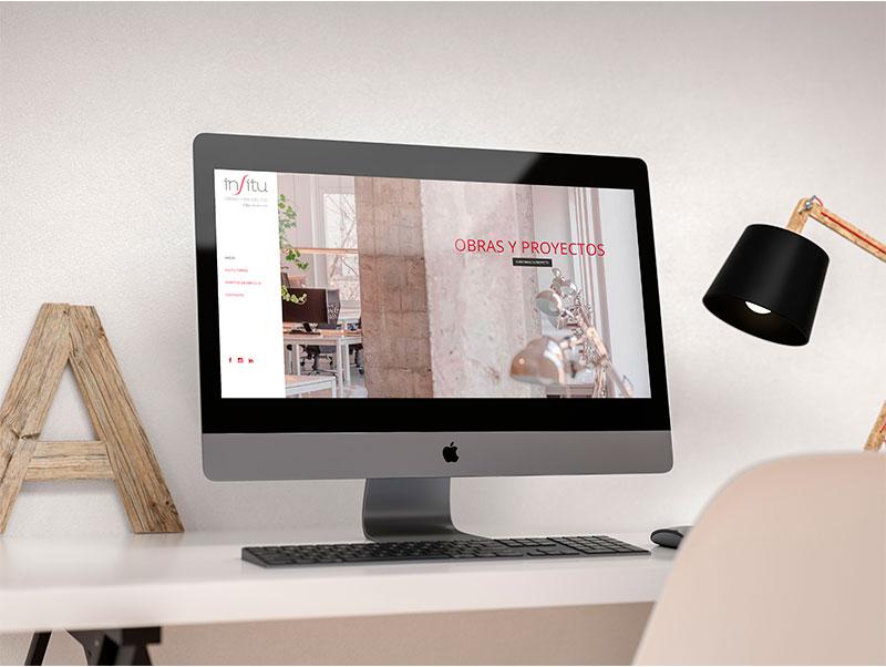 Proyectos de Marketing Digital: Portfolio In Situ Zasapp Agencia de Marketing Digital en Sevilla
