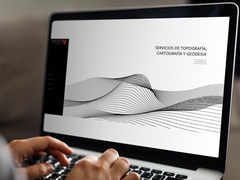 Diseño Web en Sevilla - Vertice tipografia
