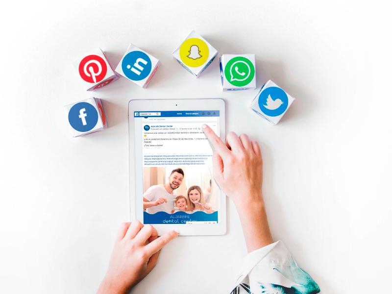 Gestión de redes sociales en Sevilla